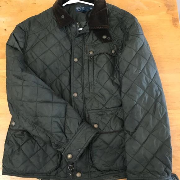 Polo By Ralph Lauren Jackets Coats Polo Ralph Lauren Quilted
